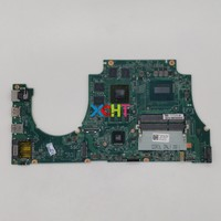 for Dell Inspiron 7557 RNXCD 0RNXCD CN 0RNXCD w i7 4720HQ CPU 960M 4G GPU DA0AM9MB8D0 Laptop Motherboard Mainboard Tested