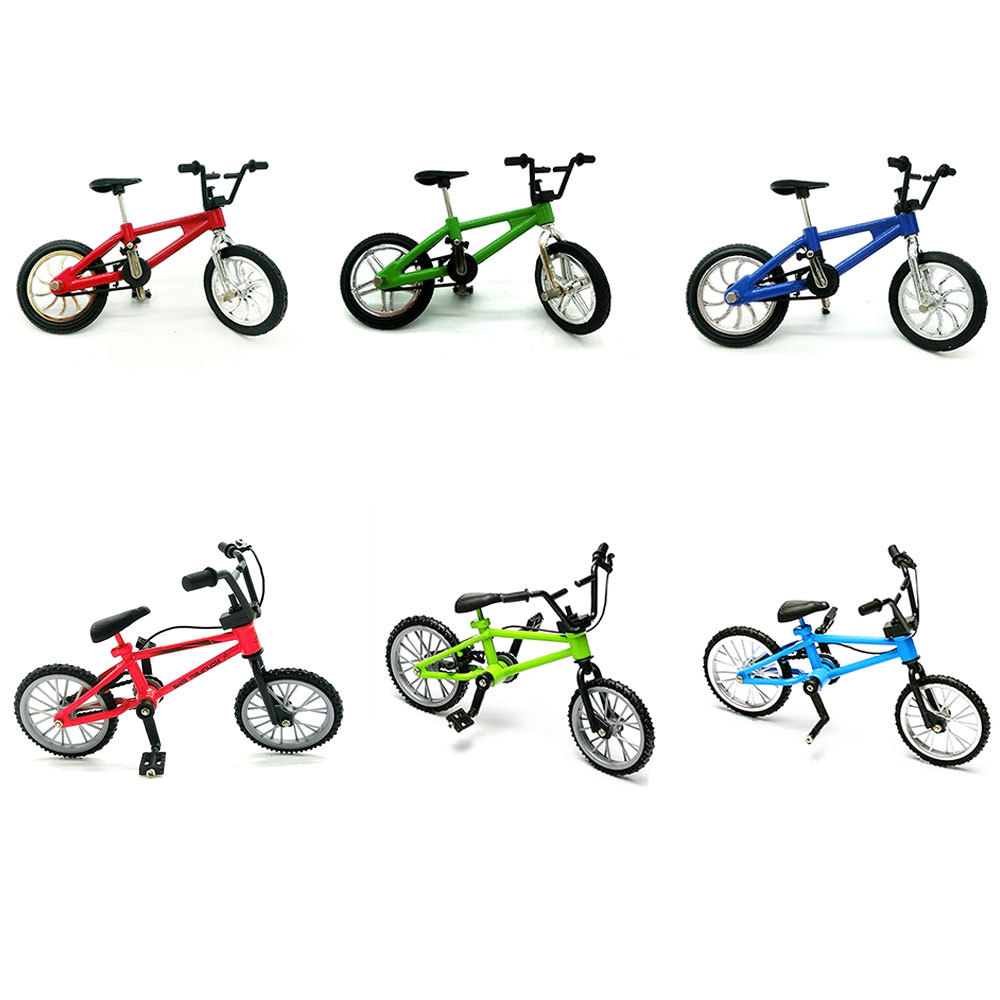 Cool Cute Mini Bicycle Bike Fan Interest Toys Collections Decor Kids Fun