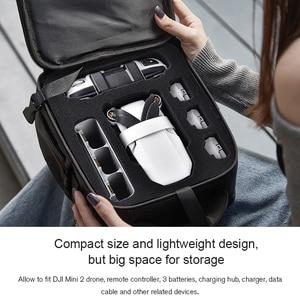 Image 4 - STARTRC حقيبة كتف Mavic Mini 2 ، حقيبة تخزين مقاومة للماء ، ملحقات DJI MINI 2