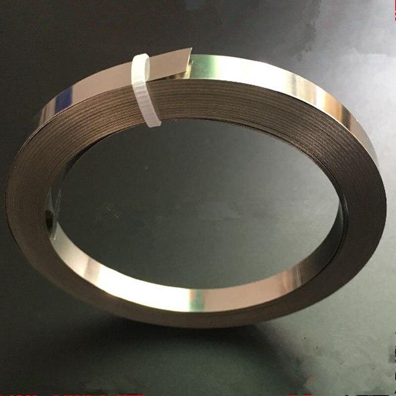 1 sztuk nichrom płaski przewód grzejny do elementu grzejnego o długości 10M 0.3mm grubość