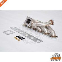 JKVK CORRIDA T3 SS321 3.0mm de espessura/T4 E30 E30ix E28 E34 E10 chassis M20 colector turbo