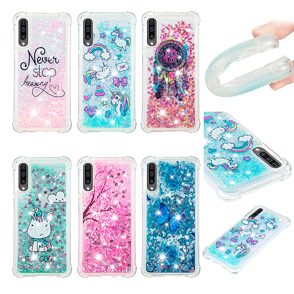 Liquid Silicone Phone Case for <font><b>Samsung</b></font> Galaxy M10 A10 A20 M20 M30 A40 A50 <font><b>A70</b></font> Case For <font><b>Coque</b></font> <font><b>Samsung</b></font> A50 A40 <font><b>2019</b></font> Covers image