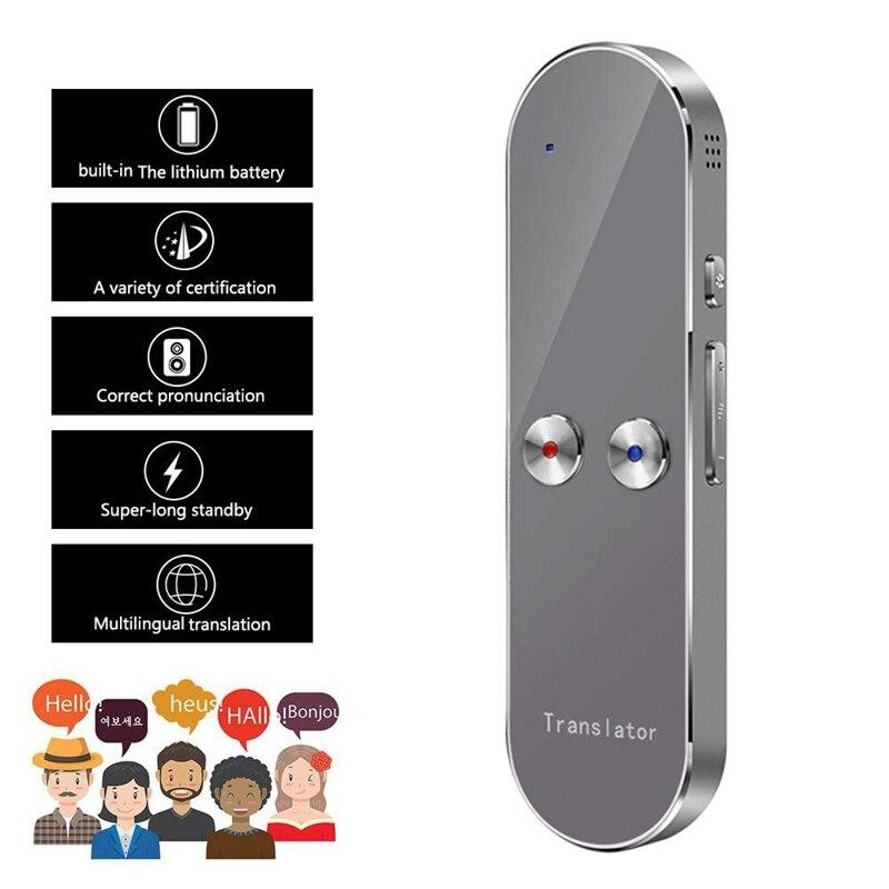Smart Language Translator Device Instant Translator 68 Languages Photo Translation For Learning Travel Business Meeting