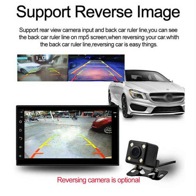 2 Din Android 8,1 coche radio Multimedia reproductor de vídeo Universal auto estéreo GPS mapa para Volkswagen Nissan Hyundai Kia toyota CR-V