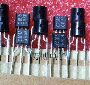 Image 5 - 10 paires A1015 C1815 2SA1015 2SC1815 GR nouveaux produits fabriqués au japon to 92