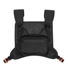 Chest-Bag Sports-Waist-Bag Mini Outdoor Phone-Money-Belt Climbing-Shoulder-Bag Streetwear