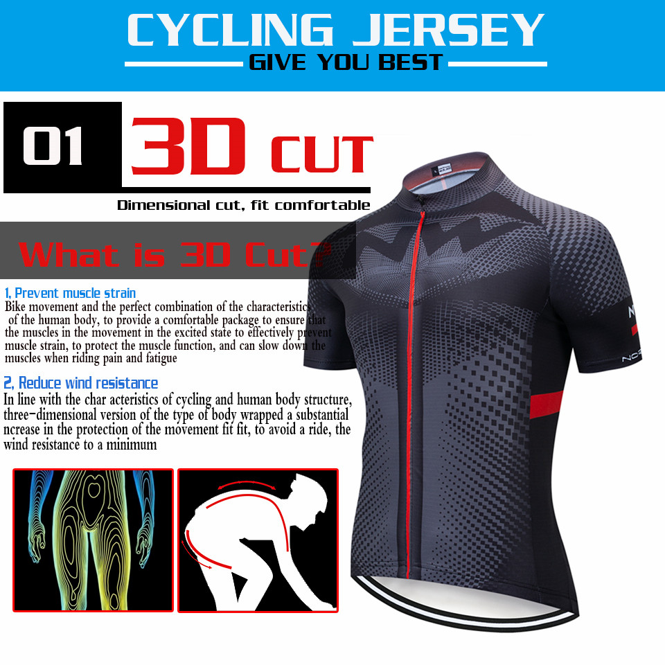 Closeout DealsSuit Cycling Jersey-Set Sportswear Bike-Clothes MTB NW Northwave Ciclismo Maillot-Ropa