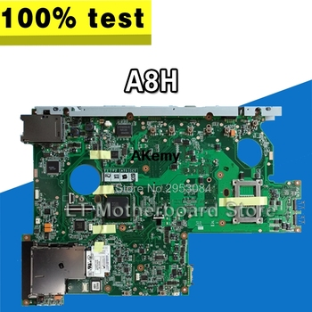For ASUS A8H Z99H Laptop motherboard System Board Main Board Mainboard Card Logic Board 100% Tested Motherboard S-4
