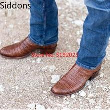 Ankle Boots Men Shoes Men's High Quality