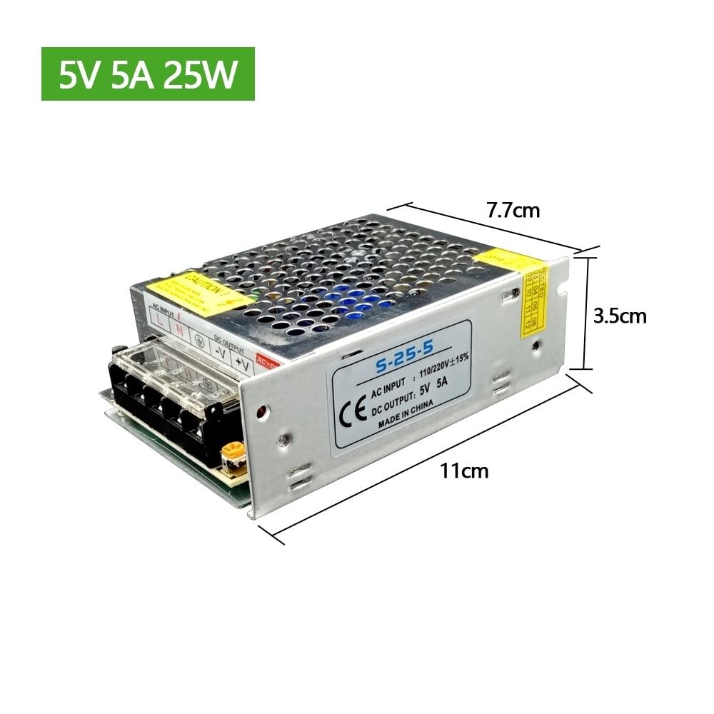 Image 4 - Lighting Transformers DC 5V 12V 24V 36V Power Supply Adapter 5 12 24 36 V VOlt Power Supply 1A 2A 3A 5A 6A 8A 10A 15A 20A 30A-in Lighting Transformers from Lights & Lighting