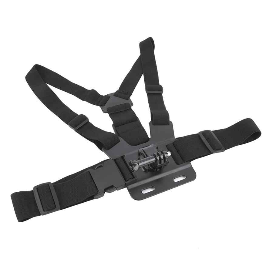 High Quality Adjustable Elastic Chest Strap Belt Harness Body Mount for OSMO Action Camera Accessories