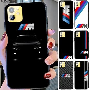 Diseny Top car BMW Phone Case for iPhone 11 pro XS MAX 8 7 6 6S Plus X 5S SE XR case image