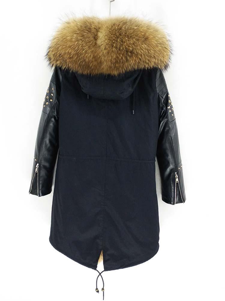 Parka Jacket Outerwear Sheepskin 39