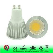 A lâmpada conduzida mr16 brilhante super da espiga de gu10 conduziu o bulbo 6w 9 12 ac 110v 220v lampada de poupança de energia de alumínio iluminação doméstica conduziu o holofote