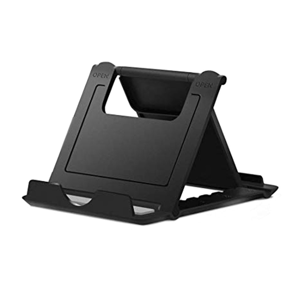 Multi-angle Adjust Portable Phone Lazy Holder Mount Universal Foldable Mobile Phone Tablet Desk Stand For Phone For Samsung
