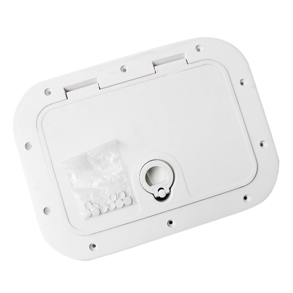 Replacement Deck Access Hatch Lid 375*280mm for Boat Marine Yacht