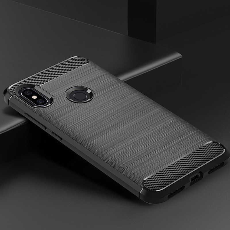 Matte Ốp Lưng Điện Thoại Xiaomi Redmi Note 8 7 5 6 Pro Note5 5Pro Note6 Chống Sốc Dẻo Silicone Mềm Mại Ốp Lưng TPU Vỏ Funda