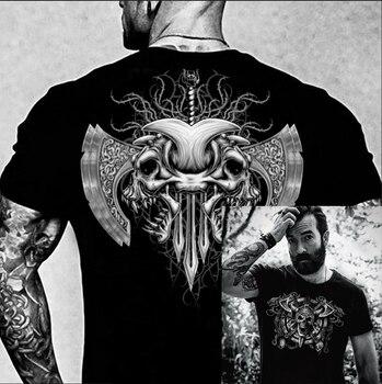 Men Women T Shirt Viking God of Wor Odin Volhollo Shirt Cool Tee Top 1