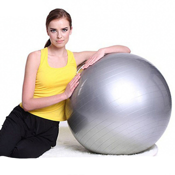 Yoga Balls Pilates Fitness Gym Balance Fitball Exercise Workout Ball 45/55/65/75/85CM with size vedio