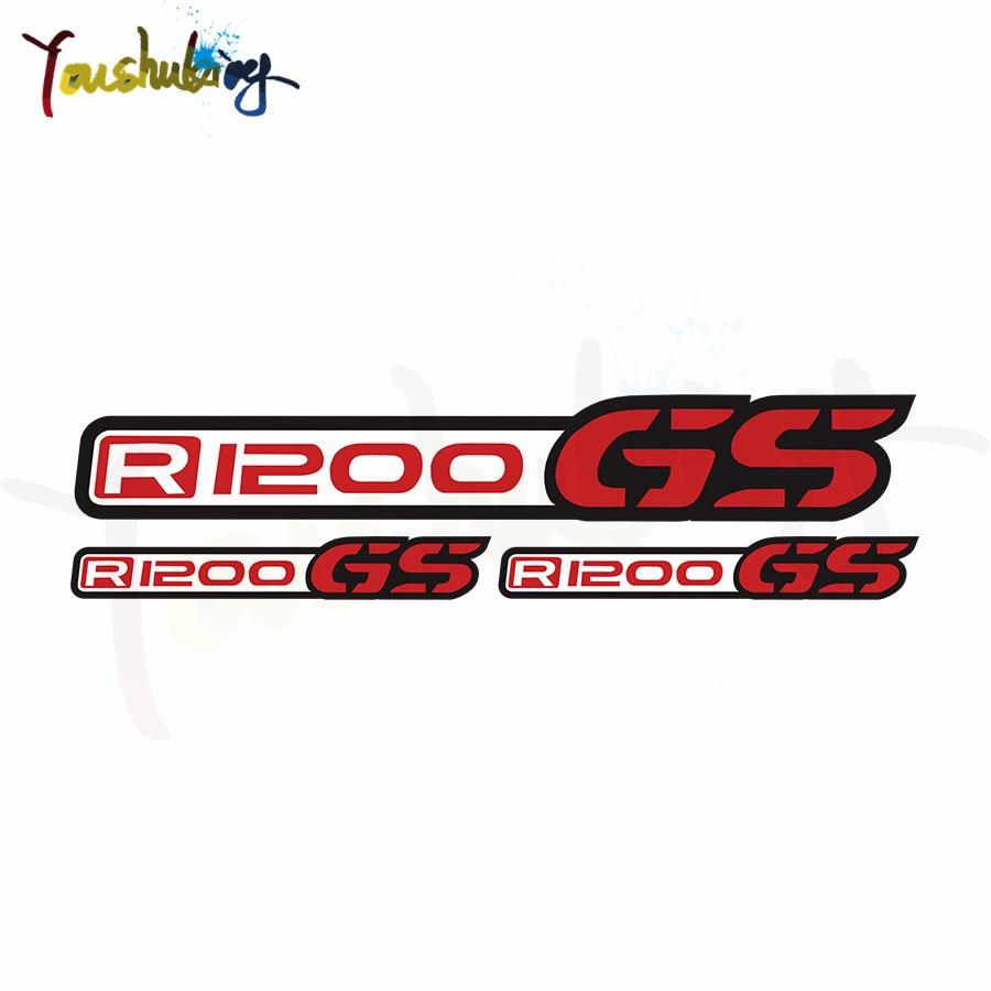 R1200GS  反光小贴纸