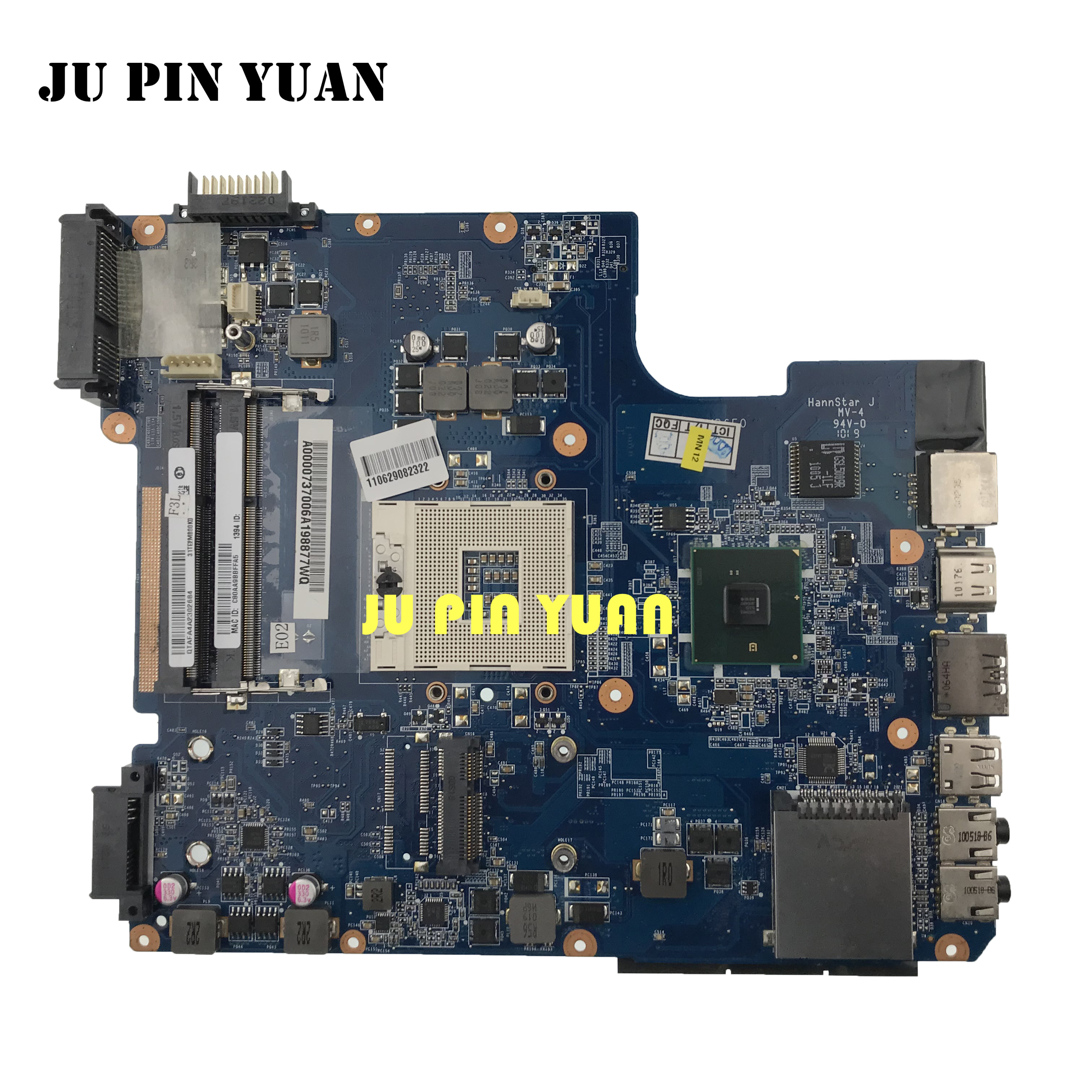 Laptop Motherboard For Toshiba Satellite L640 L645 Mainboard A000073700 DA0TE2MB6G0 All functions fully Tested 1