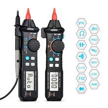 MESTEK Digital Multimeter 6000 Zählt Tasche Stift Stil Auto Range/Smart Multimeter NCV Erkennung DC/AC Spannung multimeter