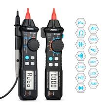 MESTEK multimètre numérique multimètre tension DC/AC, à 6000 points, stylo de poche, plage automatique/intelligent détection NCV