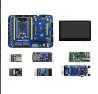 OpenH743I-C paket bir STM32 için tasarlanmış en STM32H743IIT6 mikrodenetleyici daha genişlemeyi destekler