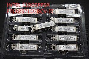 Image 1 - INTEL E10GSFPSR FTLX8571D3BCV IT E65689 001 0Y3KJN / 0R8H2F SFP+ Transceiver for X520 DA2 or X520 DA1 850nm 300m 10G multi mode