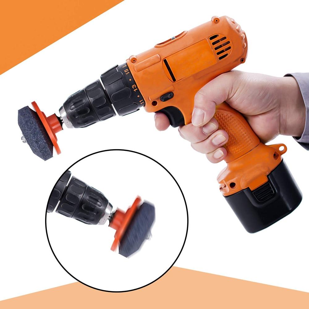 Lawnmower Blade Sharpener for Blade Sharpener Power Drill Hand Drill