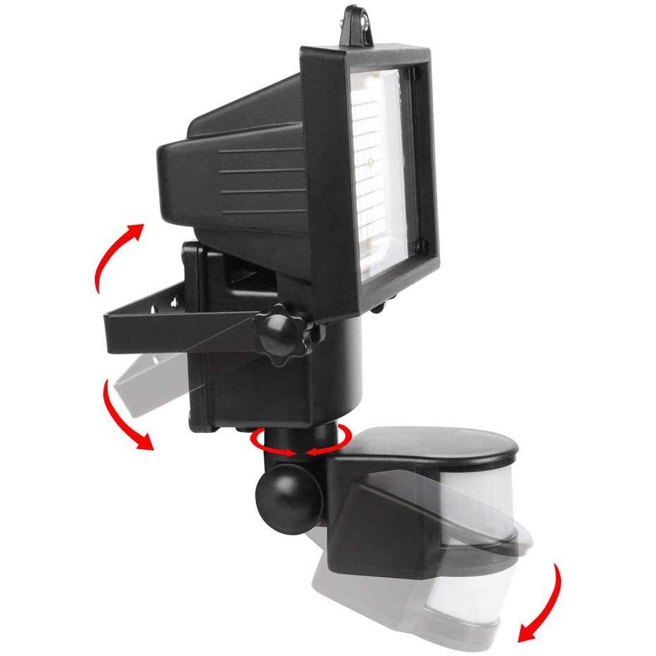 ar livre jardim projector 60 100 led