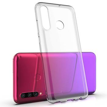 200 sztuk partia dla Honor 20 Pro Honor 20S Honor 8S Honor 20i 20E kryształ Case dla Huawei P20 Lite 2019 P inteligentny Z Y9 Prime Y5 2019 tanie i dobre opinie mimicover CN (pochodzenie) przezroczyste Częściowo przysłonięte etui Anti-fingerprint Transparent TPU Case For Huawei P20 Lite 2019 P Smart Z Y9 Prime Y5 2019