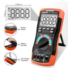 BTMETER 770T Digital Multimeter True RMS 6000 counts Auto Ranging DMM 6000 counts Auto Ranging AC/DC voltage Current meter