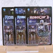 Hiya игрушки 1/18th весы повреждения битва робокоп Эктон рис
