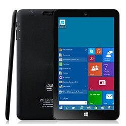 8 дюймов i8 pro Windows Tablet PC 1280x800 IPS Windows 10 Системы 1 Гб + 32 ГБ Z3735G четырехъядерный 32-бит ОС
