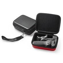 PU/Nylon DJI Osmo Mobile 3 Handheld Gimbal Mini Carrying Case Storage Bag for DJI Osmo Mobile 3 Accessories