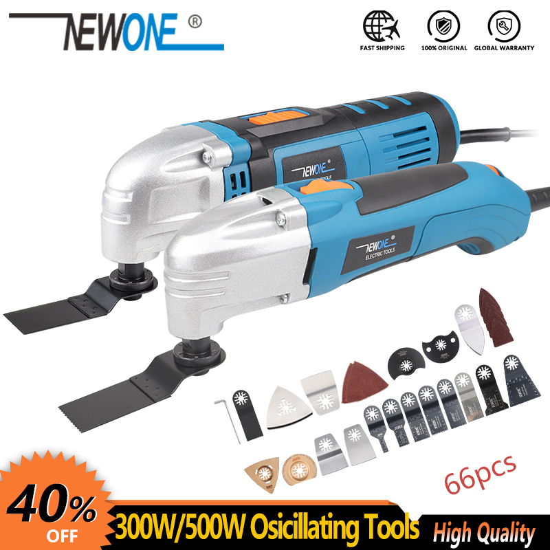 Multifunction Power Tool Electric Trimmer renovator saw 300W 500W Multimaster Oscillating Tool with handleDIY home improvement