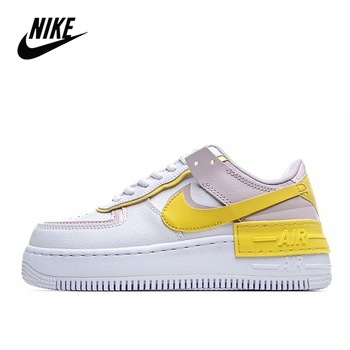 2020 NEW Original Nike WMNS Air Force 1 Shadow Air Force 1 One Women's Sports Shoes Size 36-39 Cl0919-103