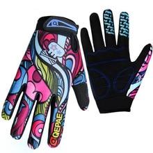 Qepae tam parmak motosiklet kış eldiven ekran dokunmatik Guantes Moto yarış/kayak/tırmanma/motosiklet eldivenleri spor tam parmak