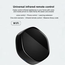 цена на Smart WiFi + IR Remote Control Universal Wireless Intellegent Controller for Alexa IFTTT Google Smart Home