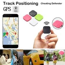Car Tracker Mini GPS Car Tracker localizzatore GPS Tracker GPS Smart Bluetooth Tracker in tempo reale per veicoli/bambini/animali domestici/cani
