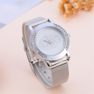 2020 New Fashion European popular style Women Watch Luxury Brand Quartz Watches Reloj Mujer Casual Stainless Steel Wristwatches