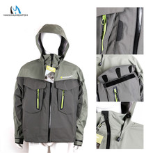 Maximumcatch Waterproof Fly Fishing Wading Jacket Breathable Wader Jacket Clothes M/L/XL