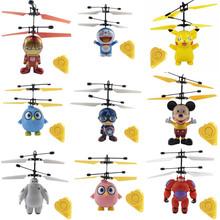 Mini Drone latanie indukcja Quadcopter RC Drone Mini czujnik na podczerwień helikopter samolot pilot dron do zabawy najlepszy prezent zabawka tanie tanio Z tworzywa sztucznego 30 days 15*11*4CM Silnik szczotki Kabel usb Certyfikat 3 7V 30 mins Electric not include original box