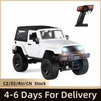 Coche todoterreno teledirigido de alta velocidad con luz LED, vehículo todoterreno teledirigido RC F1, escala 1/14, 4WD, 2,4 GHz, 30 km/h