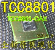 100% الأصلي جديد TCC8801 TCC8801 OAX بغا