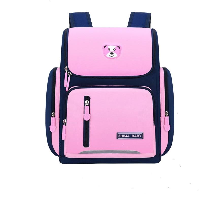 Waterproof Children School Bags For Boys Girls Kids Schoolbags Primary Backpacks Orthopedic School Backpack Kids Mochila Infanti