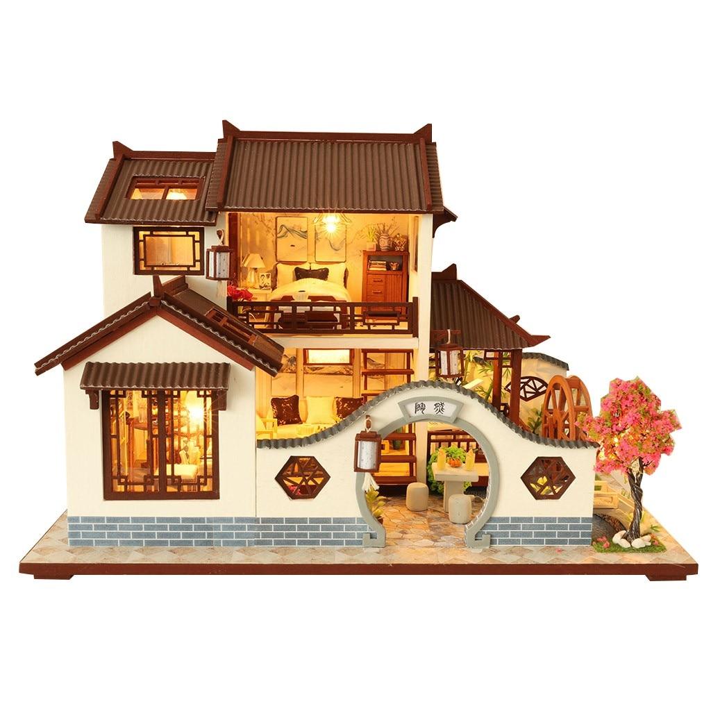 Hf0c03572fd2d46bda24a0c586f7b95a26 - Robotime - DIY Models, DIY Miniature Houses, 3d Wooden Puzzle