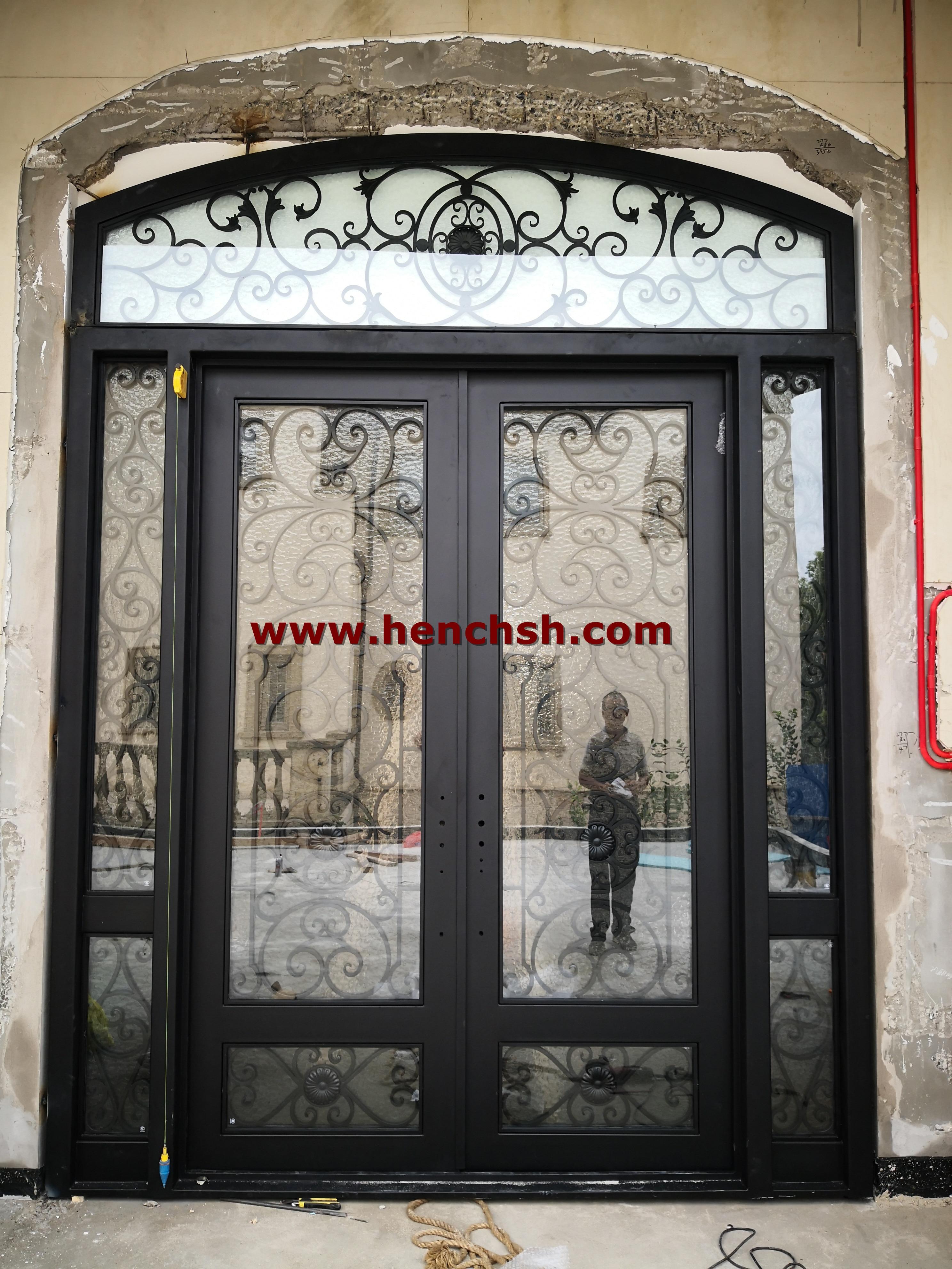 Hench Shanghai Top Quality Iron Doors