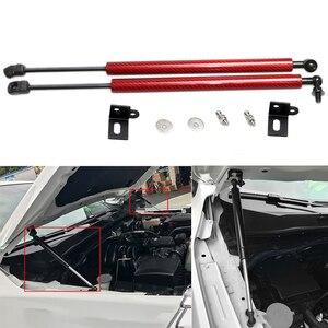 Для Nissan Navara D23 2015-2019 для Nissan NP300 капот передний капот Лифт поддерживает ударные газовые стойки амортизатор